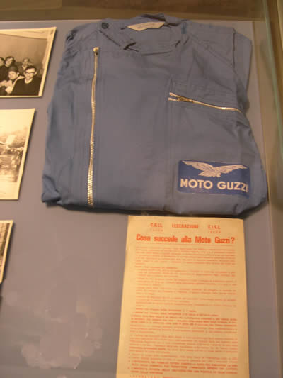 A Part of Moto Guzzi Story